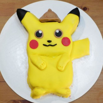 Cute Pokemon Cake