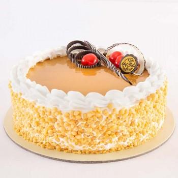 Exotic Butterscotch Cake