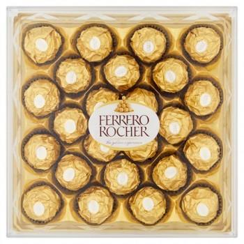 24 Pcs Ferrero Rocher