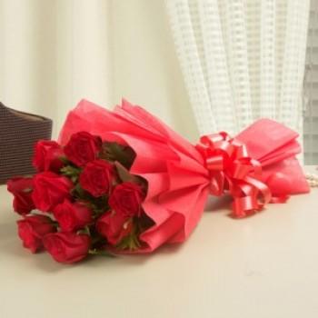 Inspiring 10 Red Roses