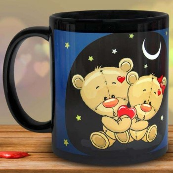 I Love You Teddy Bear Mug