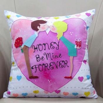 Honey Be Mine Forever Cushion
