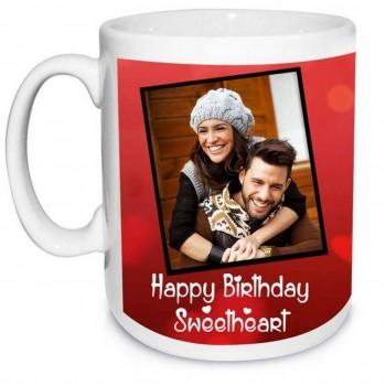 Happy Birthday SweatHeart Mug