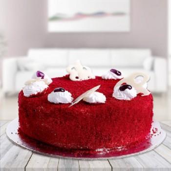 Red Velvet Sugar Free Cake