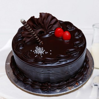Sugar Free Belgium Chocolate Cake