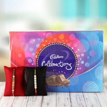 2 Rakhi n Cadbury Celebration