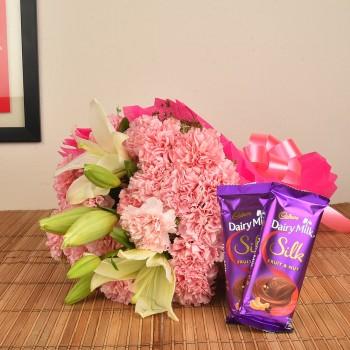 Exotic Bouquet n Silk