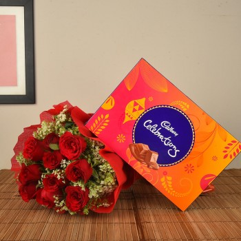 Red Roses n Celebration