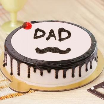 SugarFree Cake for Dad