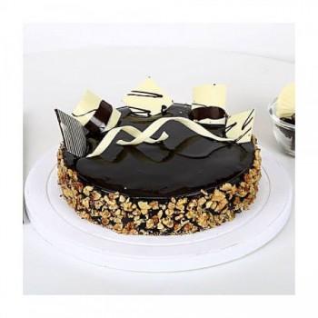 Sugarfree Walnut Cake