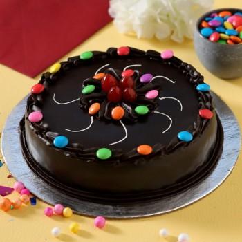 Truffle Gems Cake