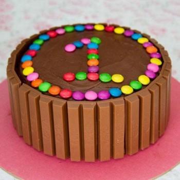 Supreme Kitkat Cake