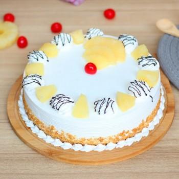 Delicious Pineapple Cake